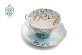 """Tea pair """"Scheherazade""""."""