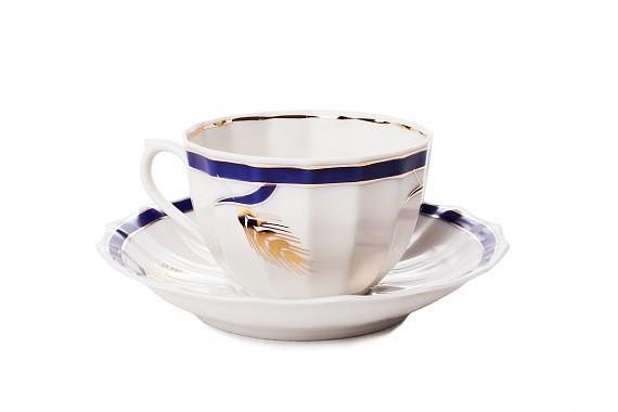 """Tea pair """"Kolosok""""."""