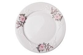 "Plate flat ""Contessa"""