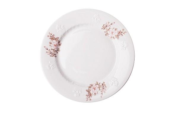 Тарелка плоская 200 мм, Контесса (Севрская)