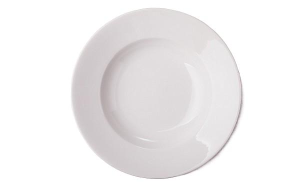 """Plate deep """"August""""."""