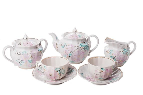 "Чайный сервиз ""Невеста"""