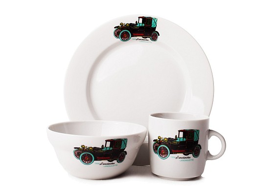 Children's set with cars