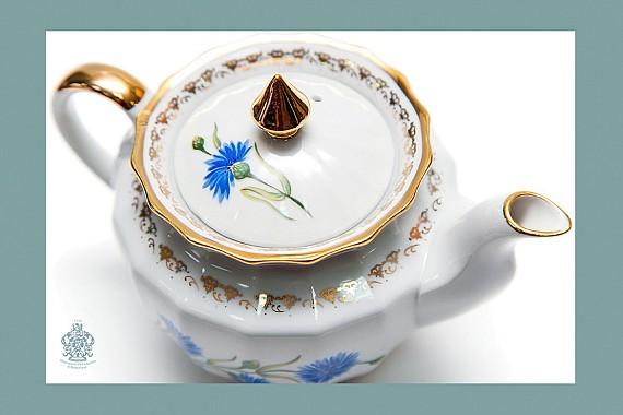 """Чайный сервиз """"Василёк"""""""