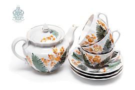 "Tea service ""Goryuntrava"""