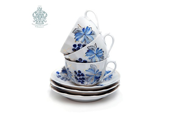 "Tea set ""Isabella""."