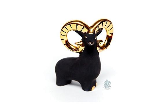 """Sculpture """"Mouflon"""""""