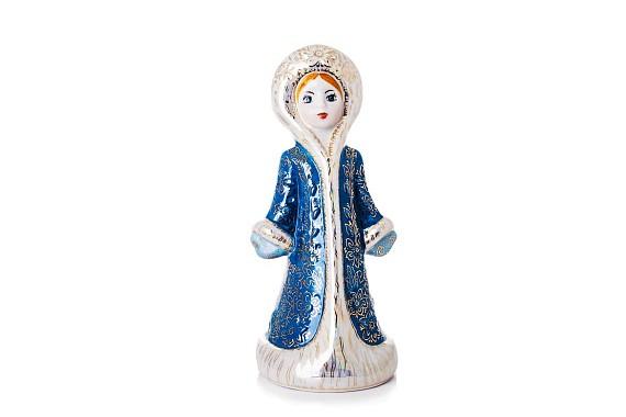 """Sculpture """"Snow Maiden"""""""