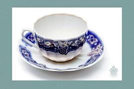 """Tea pair """"Byzantium""""."""