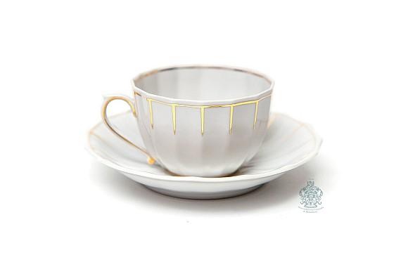 "Tea pair ""Sunny Rain""."