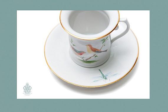 """Кофейная пара """"Птицы"""""""