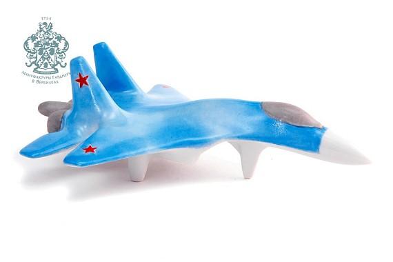 """Sculpture """"Fighter SU-27"""""""