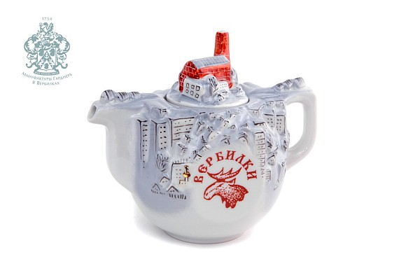 "Kettle souvenir ""Factory"""