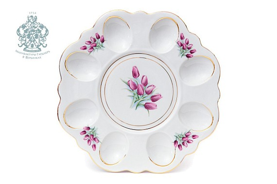 """Easter dish """"Tulips"""""""