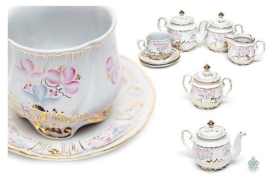 "Tea service ""Spring Versailles""."