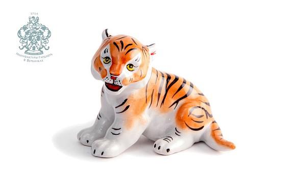 """Sculpture """"Tiger"""""""