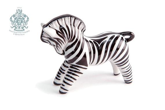"Sculpture ""Zebra"""