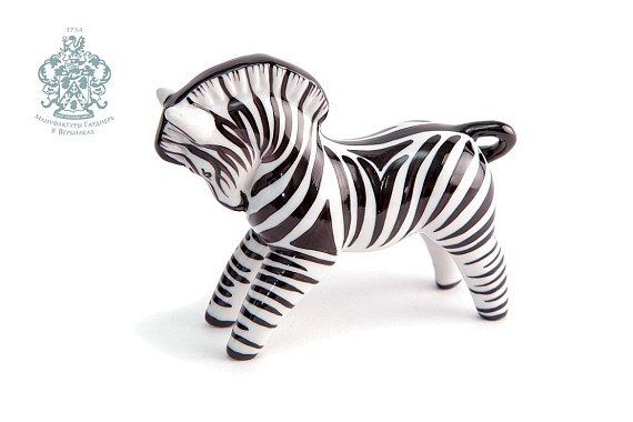 "Sculpture ""Zebra"""