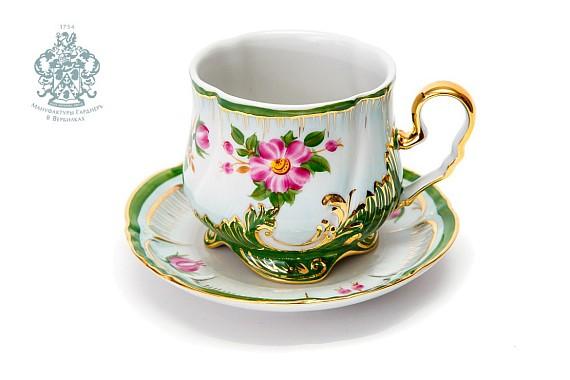 """Tea pair """"Tenderness""""."""