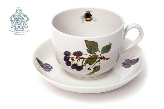 """Tea pair """"Blackberries"""""""