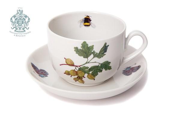 "Tea pair ""Gooseberries"""