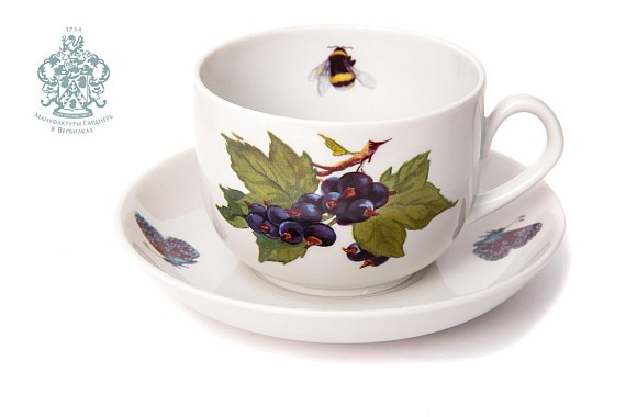 "Tea pair ""Black currant"""