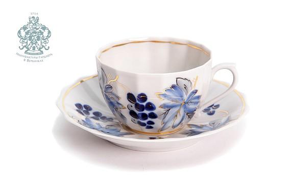 """Tea pair """"Isabella""""."""