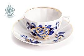 """Чайная пара """"Ночные цветы"""""""