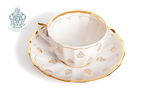 "Tea pair ""Royal""."