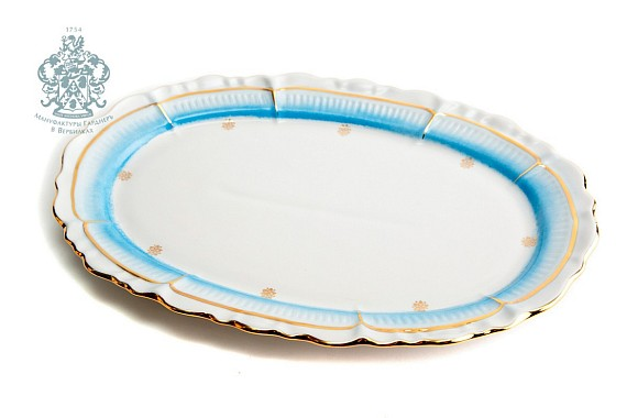 Блюдо Опаловый