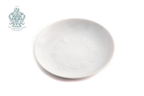 Блюдце чайное ф Севрская Белое