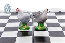 """Checkers """"Chicken Frozen"""""""