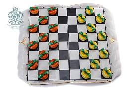"""Checkers """"Turnip"""""""