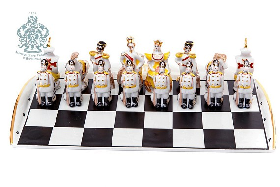 "Chess ""Presidential Regiment"""
