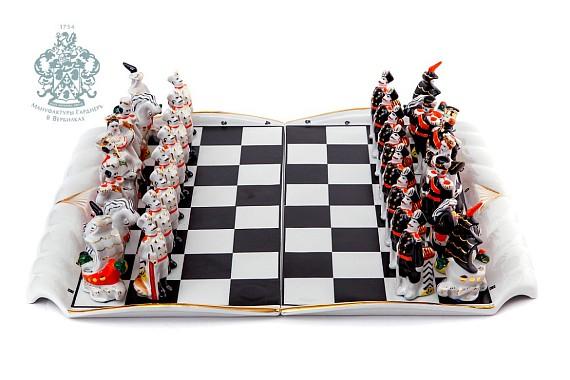 Шахматы Живописные