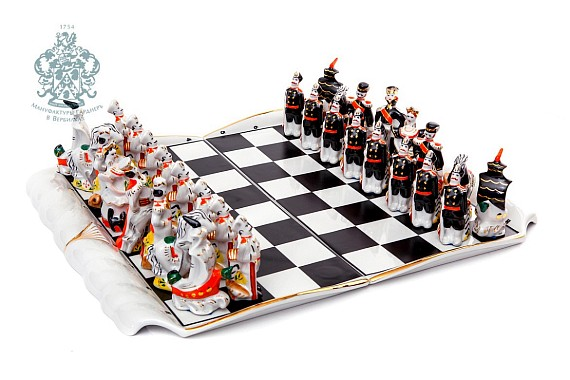 "Chess ""Picturesque"""
