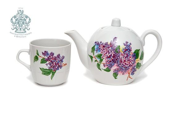 "Mug ""Lilac"""
