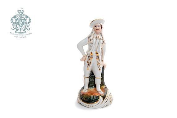 """Sculpture """"Cavalier"""" Franz Gardner"""