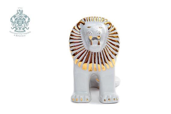 """Sculpture """"The Lion"""""""