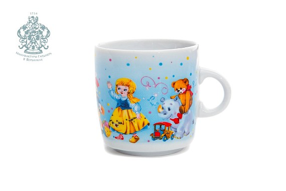"Children's mug ""The Nutcracker"""