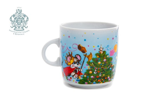 "Children's mug ""The Nutcracker"""