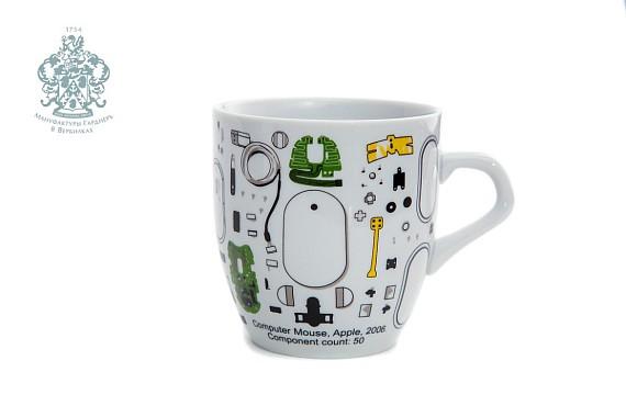 """Mug """"Computer Mouse"""""""