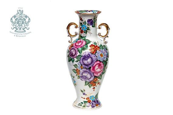 "Vase ""Summer bouquet"""
