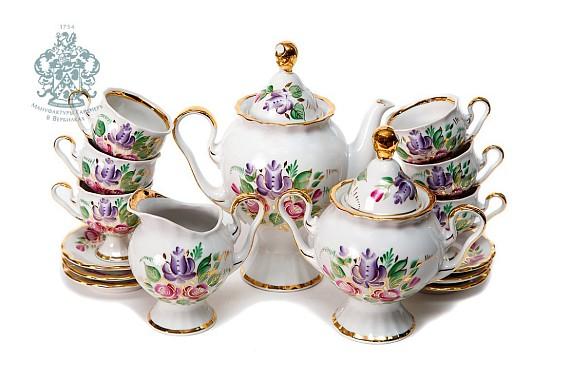 "Tea set ""Elena""."