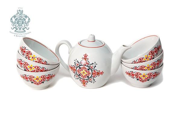 "Tea set ""Vostochny""."