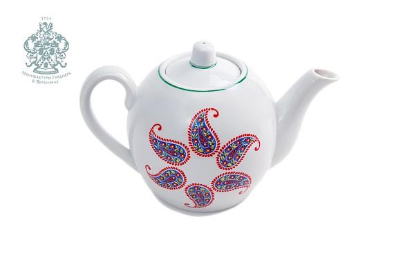 "Teapot ""Eastern cucumber"" 800 ml"