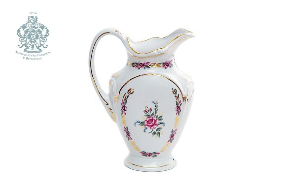 "Jug ""Flower Ornament"""