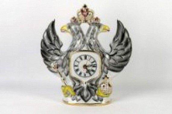 Часы Герб России