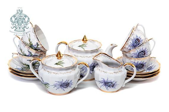 "Tea service ""Mareya"", series ""Perfection"""