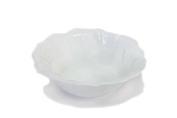 Салатник Декоративный Белый